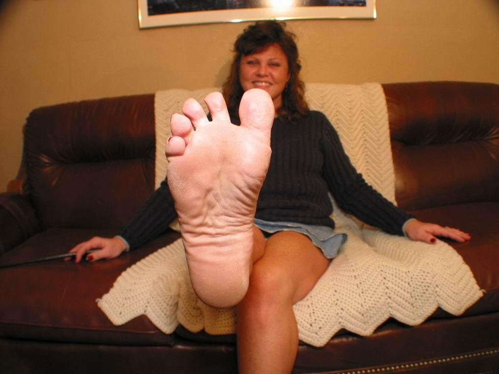 terri feet