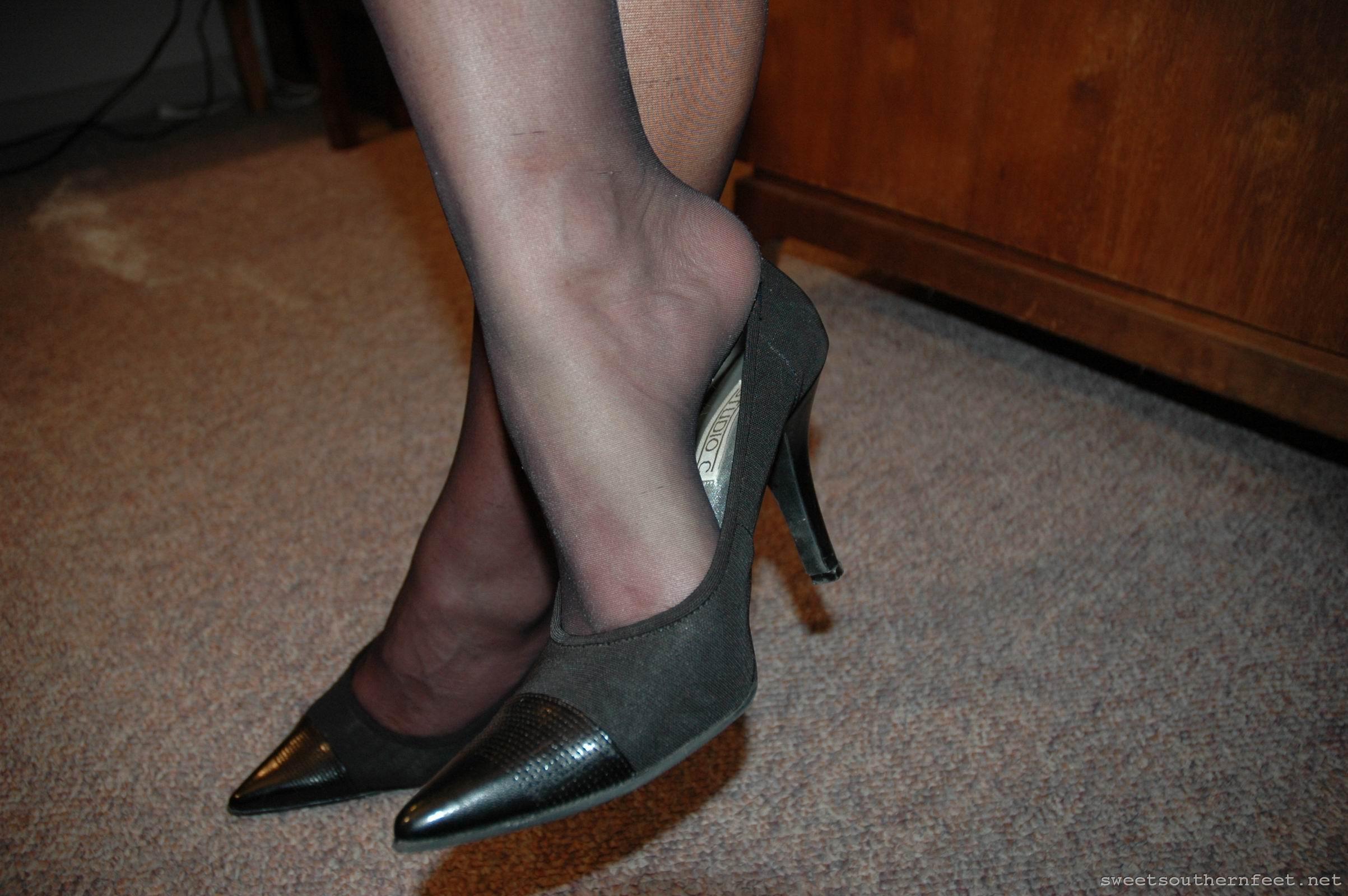 Ноги фото в колготках