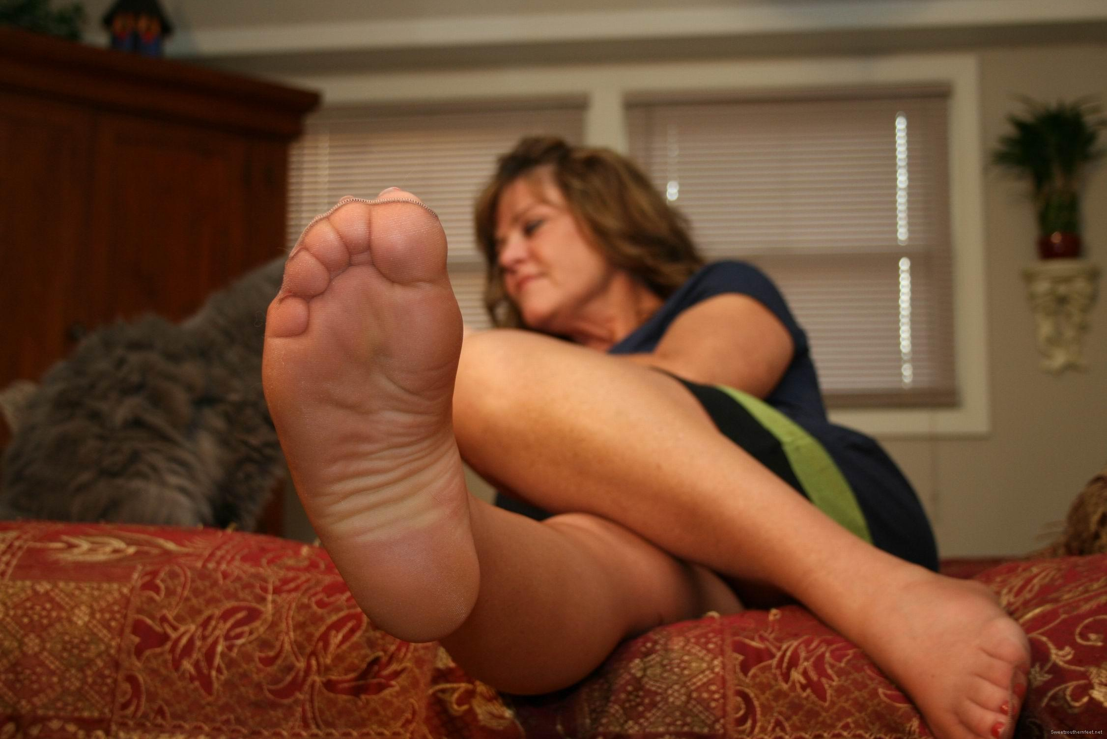 Foot sexy sweet and