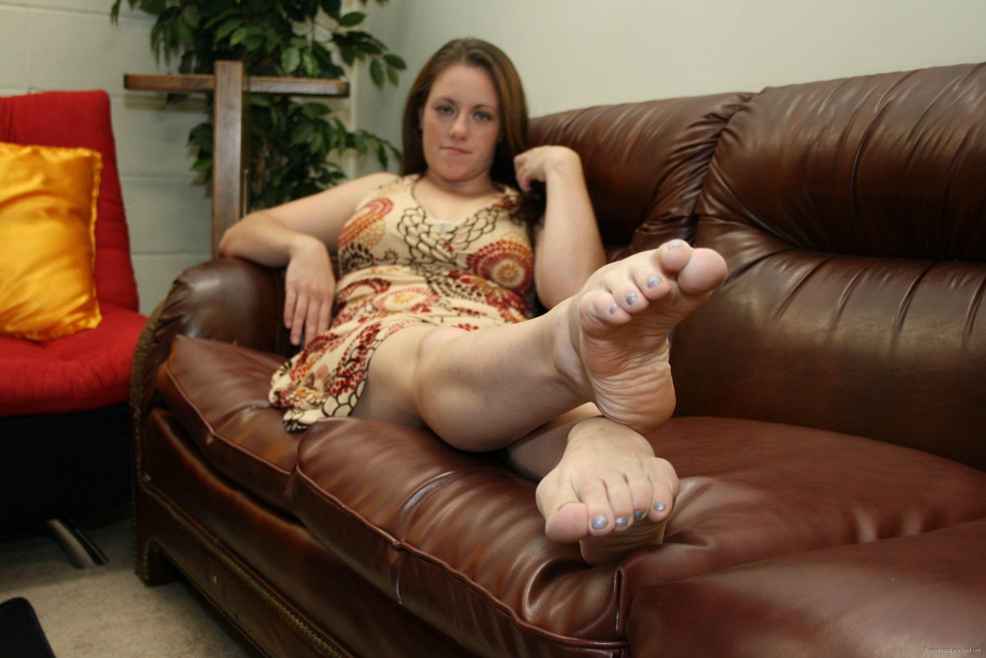 Sweet Southern Feet - Welcome!